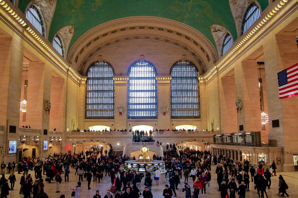 Visiter centre de Manhattan Grand Central