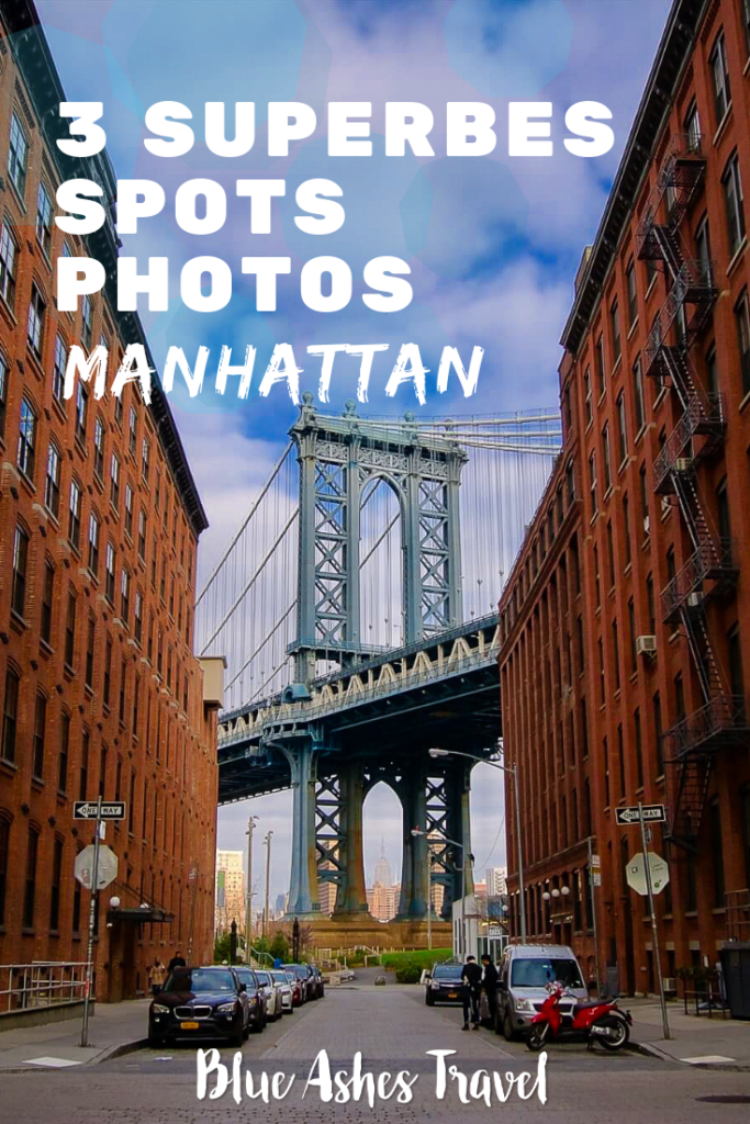 Pin 3 superbes spots photos de Downtown Manhattan