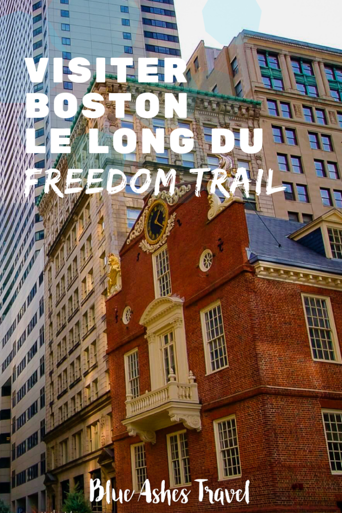 Pin Visiter Boston le long du Freedom Trail