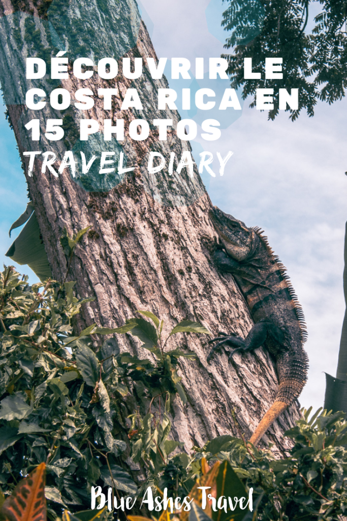 Pin Travel Diary Costa Rica