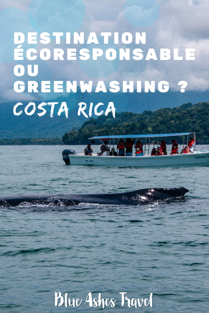 Pin Le Costa Rica destination écoresponsable ou greenwashing ?