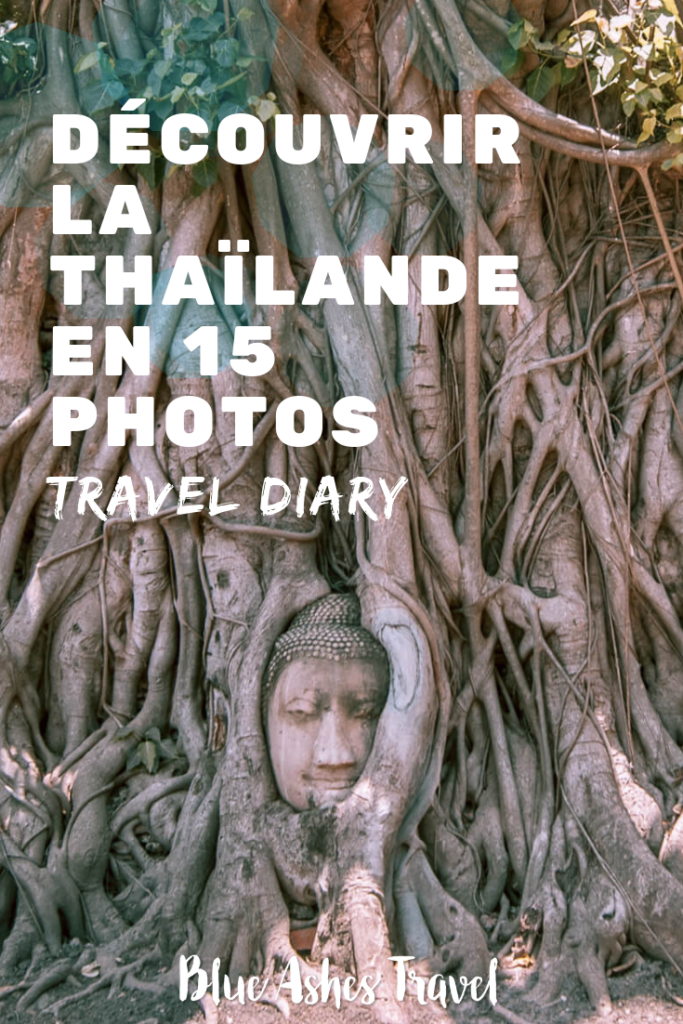 Pin Travel Diary Thaïlande